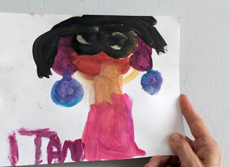Portret Testovano Na Detech