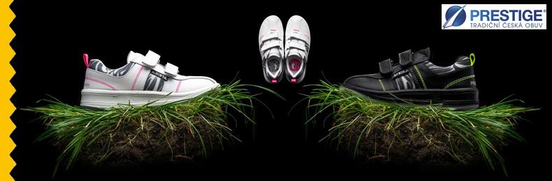 e39b003912d Dětské sportovní boty PRESTIGE - Testováno na dětech